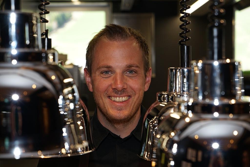 Gunther Döberl gehört zu den besten Köchen im Paznauntal und bereichert mit seiner neu interpretierten Alpenküche den Gourmet Hotspot Ischgl