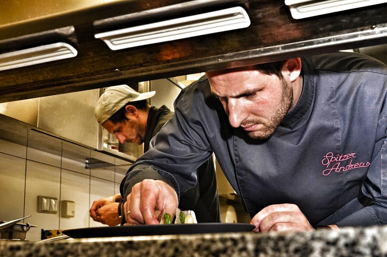 Andreas Spitzer: Kreativer Koch mit Passion und Visionen