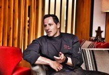 Haubenkoch Andreas Spitzer ist Chef im Hause Fliana, er kreiert für die Feinschmecker im Gourmet-Restaurant Fliana einzigartige Genüsse