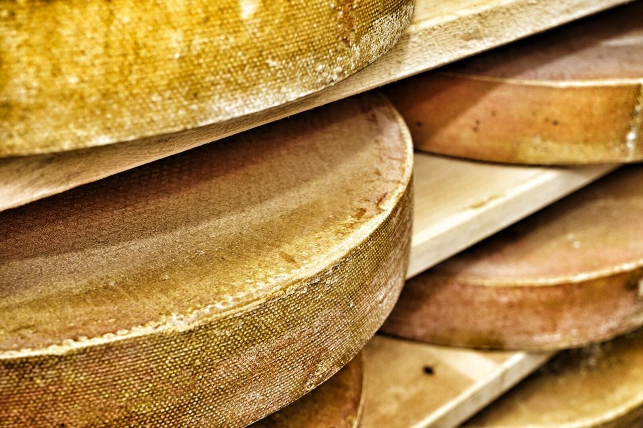 Käse ist mehr als nur ein Brotbelag, es ist vielmehr ein mit Sorgfalt entstandenen Produkt
