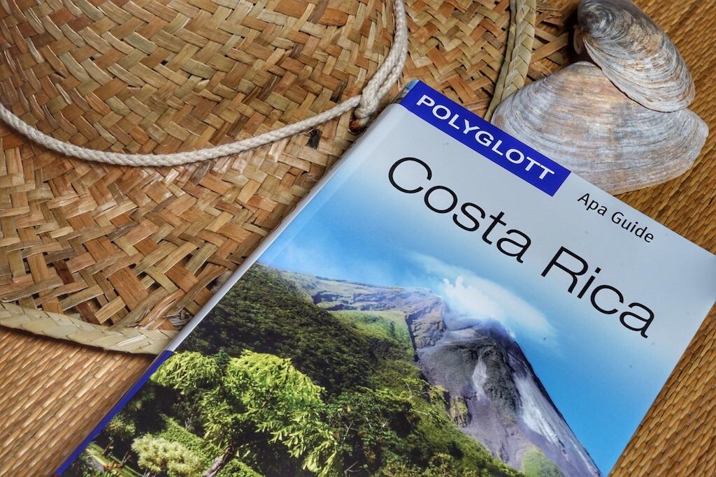Apa Guide Costa Rica: Auf über 300 Seiten Wissenswertes