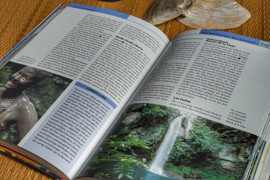 Detailreiches über die verschiedenen Regionen in Costa Rica ...