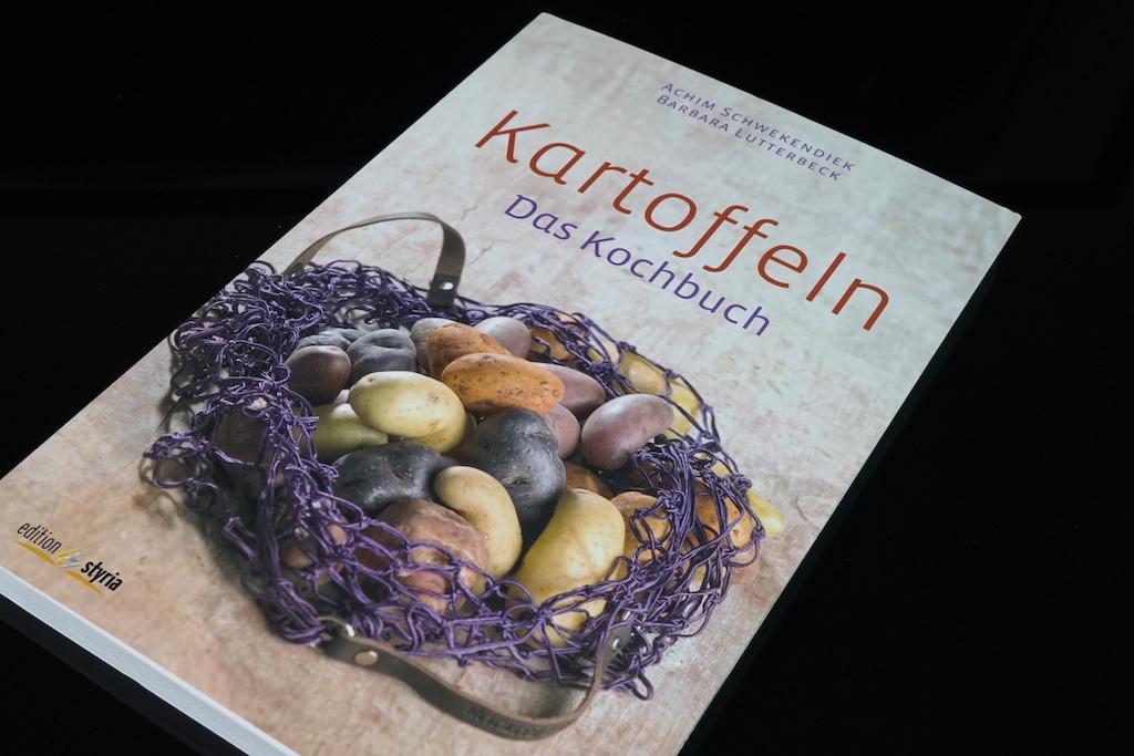 Von Sternekoch Achim Schwekendiek: Kartoffeln - das Kochbuch
