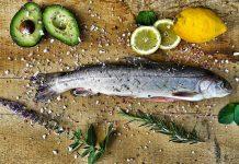 """Kochbuch Rezension """"the taste"""" von Andreas Spitzer, Haubenkoch im Gourmet Fliana in Ischgl - nachgekocht """"Saibling"""""""