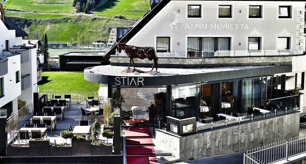 Noch herrscht Ruhe vor dem Sturm auf das Gourmet-Restaurant STIAR
