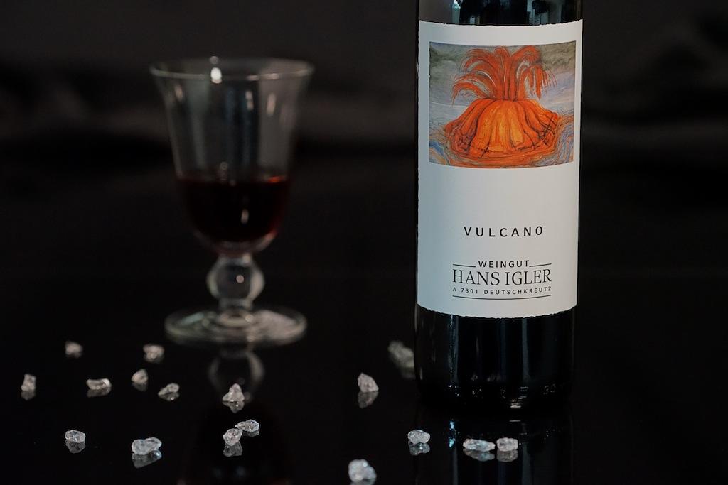 Die Kraft des Vulkans - die Geschichte hinter dem Vulcano vom Weingut Hans Igler