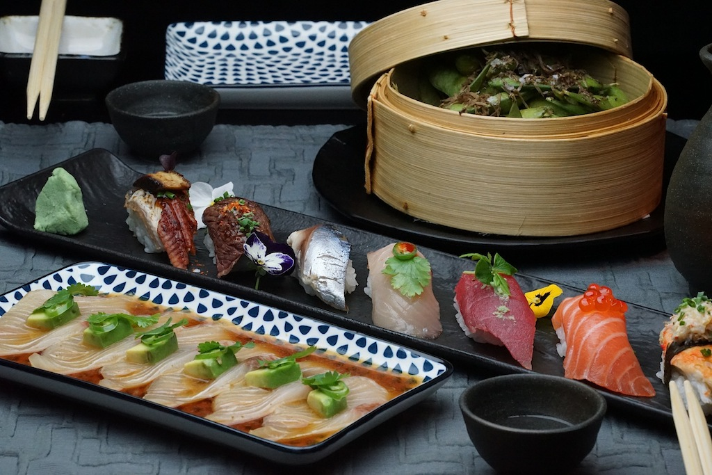 Die besten Restaurants in Ischgl - Lucy Wang: Feinstes und erstklassiges Sushi