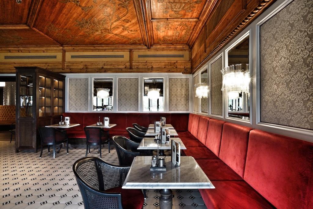 Ein Stück Hauptstadt: Das Café Wien verspricht nicht nur originales Flair, sondern ebenso fantastische Torten und feines Gebäck