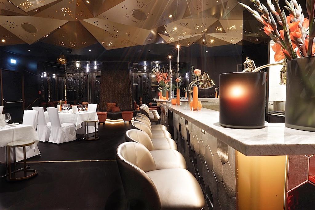 ... auch könnte man sich in einer hippen Bar irgendwo in Shanghai, Singapur oder New York befinden