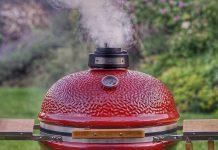 Grillen, räuchern, backen, kochen, garen oder dörren- alles mit einem, dem MONOLITH