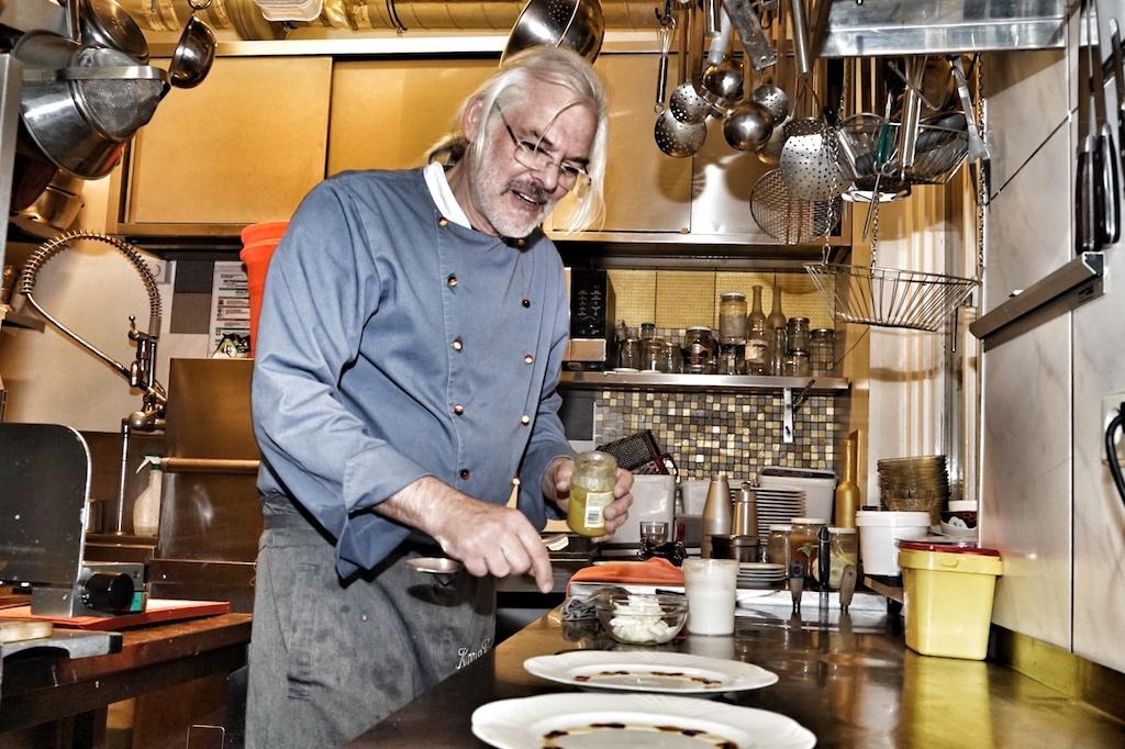 """Joachim Stern: """"Es werden bei uns keine Küchentrends oder gar Anrichteweisen von Speisen kopiert"""""""