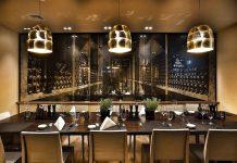 Das Restaurant VINCE kredenzt hervorragende italienische Küche