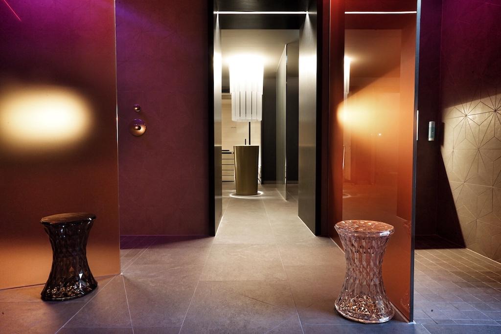 Mit dem außergewöhnlichen Design gelang dem 5 Sterne Superior Interalpen-Hotel Tyrol ein grandioser Coup
