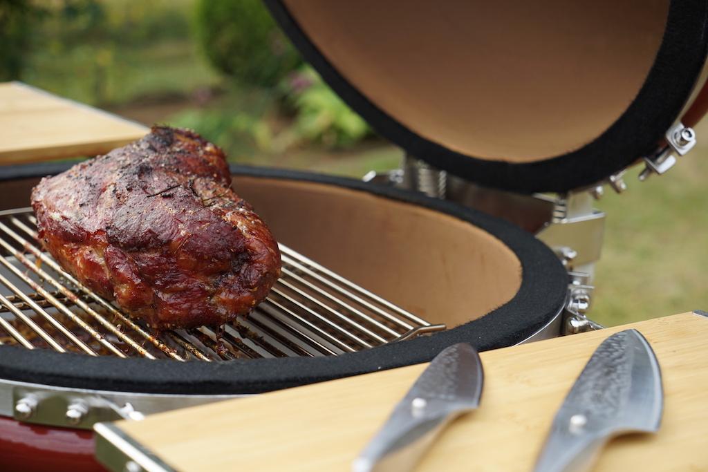 Mit MAGIC DUST GRILLSTAR lässt sich eine feine nMarinade herstellen, welche dem Fleisch die richtige Würze gibt