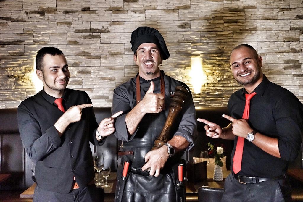 Bald zieht das beste Steakhouse Hannovers um, in die Marienstraße, selbstverständlich unter gleichem Namen