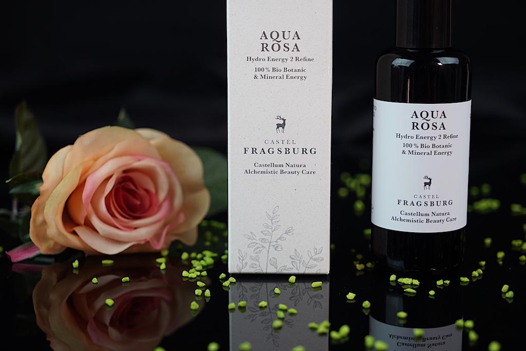 Betörender Rosenduft für den ganzen Tag mit dem Aqua Rosa