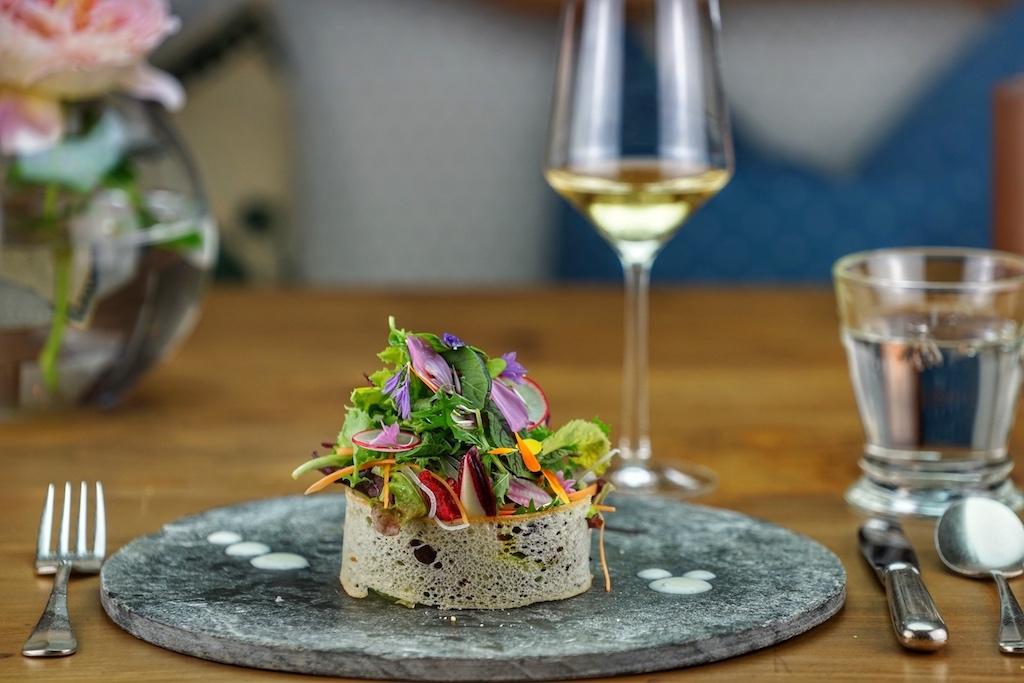 Famos: Der Salat à la Diego Sales