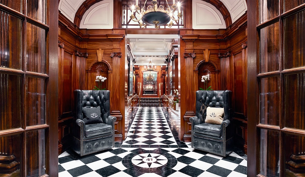 Das 41 Hotel in London