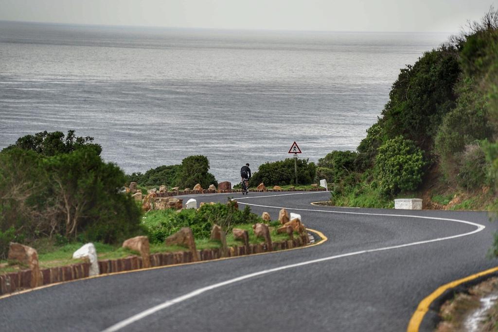 ... vor der Haustür des Luxushotels Tintswalo Atlantic. Man darf nicht versäumen, dieser Straße Richtung Süden weiter zu folgen
