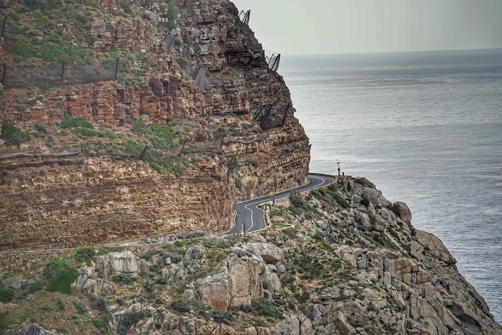 Eine der schönsten Küstenstraßen der Welt, wenn nicht sogar die schönste