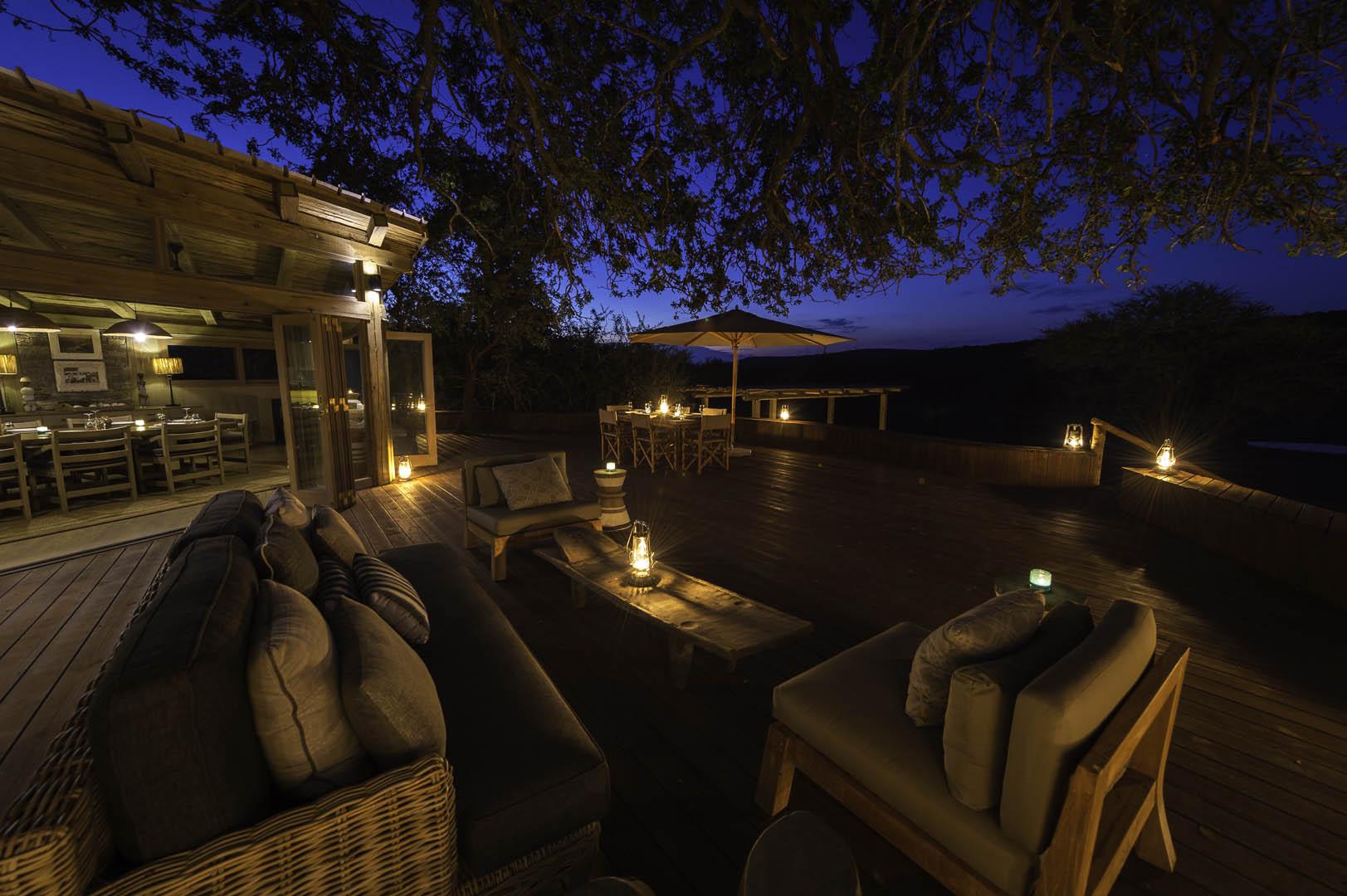 Tintswalo at Lapalala ist als eines der luxuriösestenZeltcamps bekannt