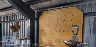 Eine Entdeckung inmitten von Kapstadt - die Destillerie Hope on Hopkins