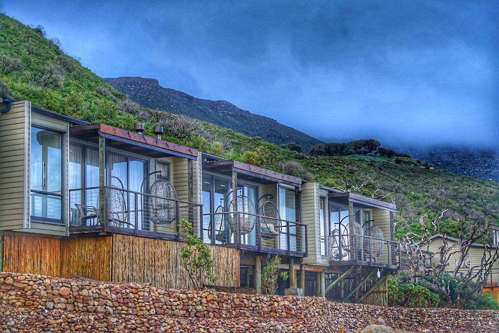 """Aus den Suiten der Luxus Lodge Tintswalo Atlantic genießen die Gäste den bekannten """"Eine Million Dollar Blick"""""""