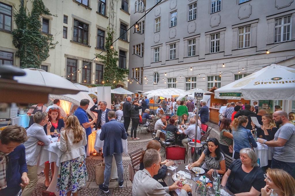 Das vom Luxushotel Fürstenhof ausgetragene Gourmet Festival ist Jahr für Jahr begehrt