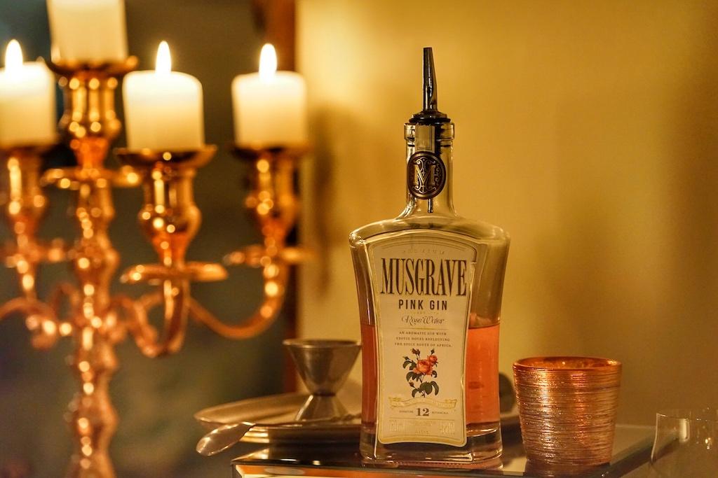 Wie beispielhaft der Musgrave Ping Gin