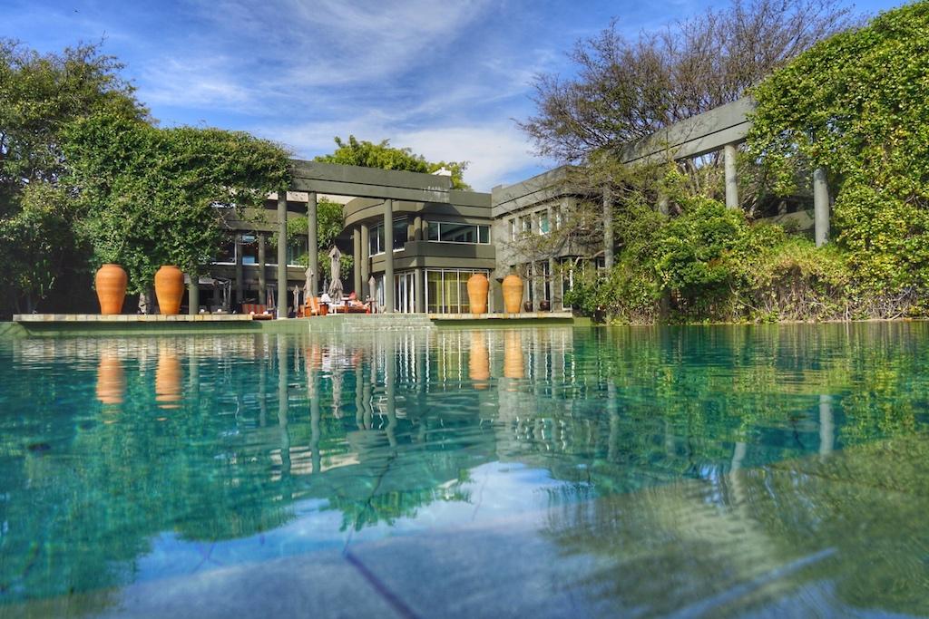 Saxon Hotel, Villas Spa ist seit 2001 weltweit das führende Boutique Hotel