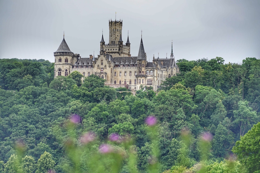 Ein Ausflug vom Schlosshotel Münchhausen zur Marienburg,