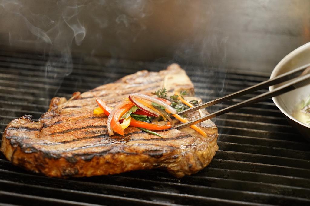 Klarer Fokus - Steak