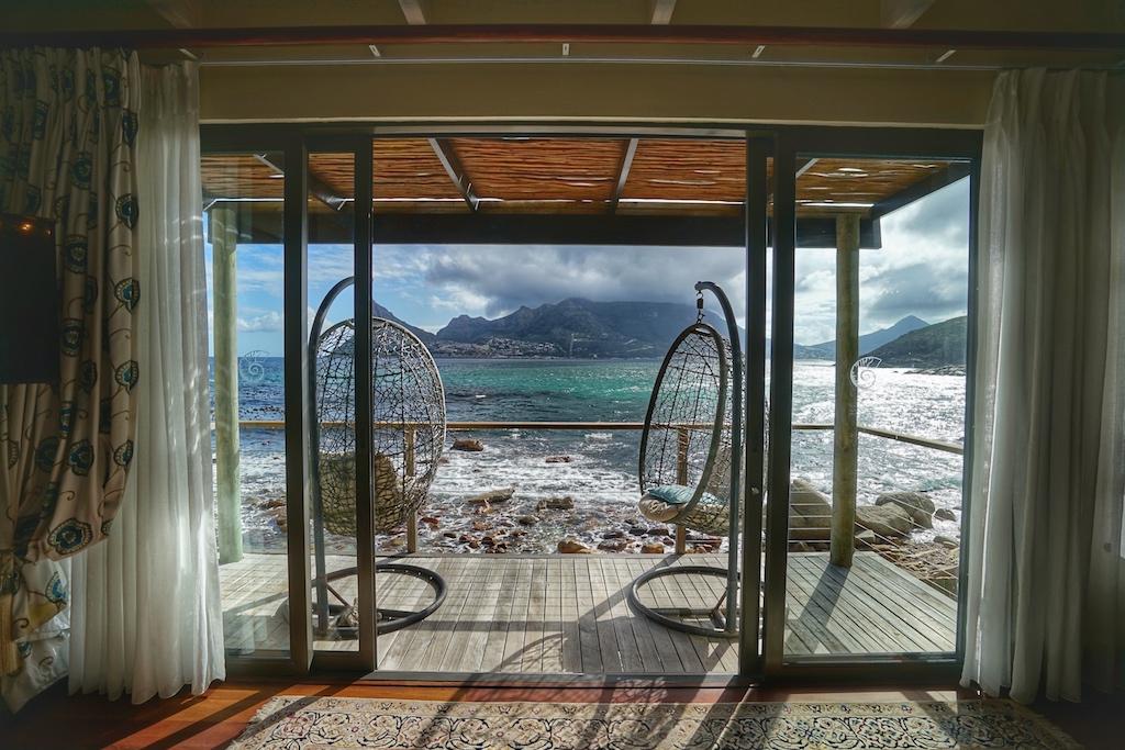 Jede Suite im Tintswalo Atlantic verspricht diese einmalige und traumhafte Aussicht