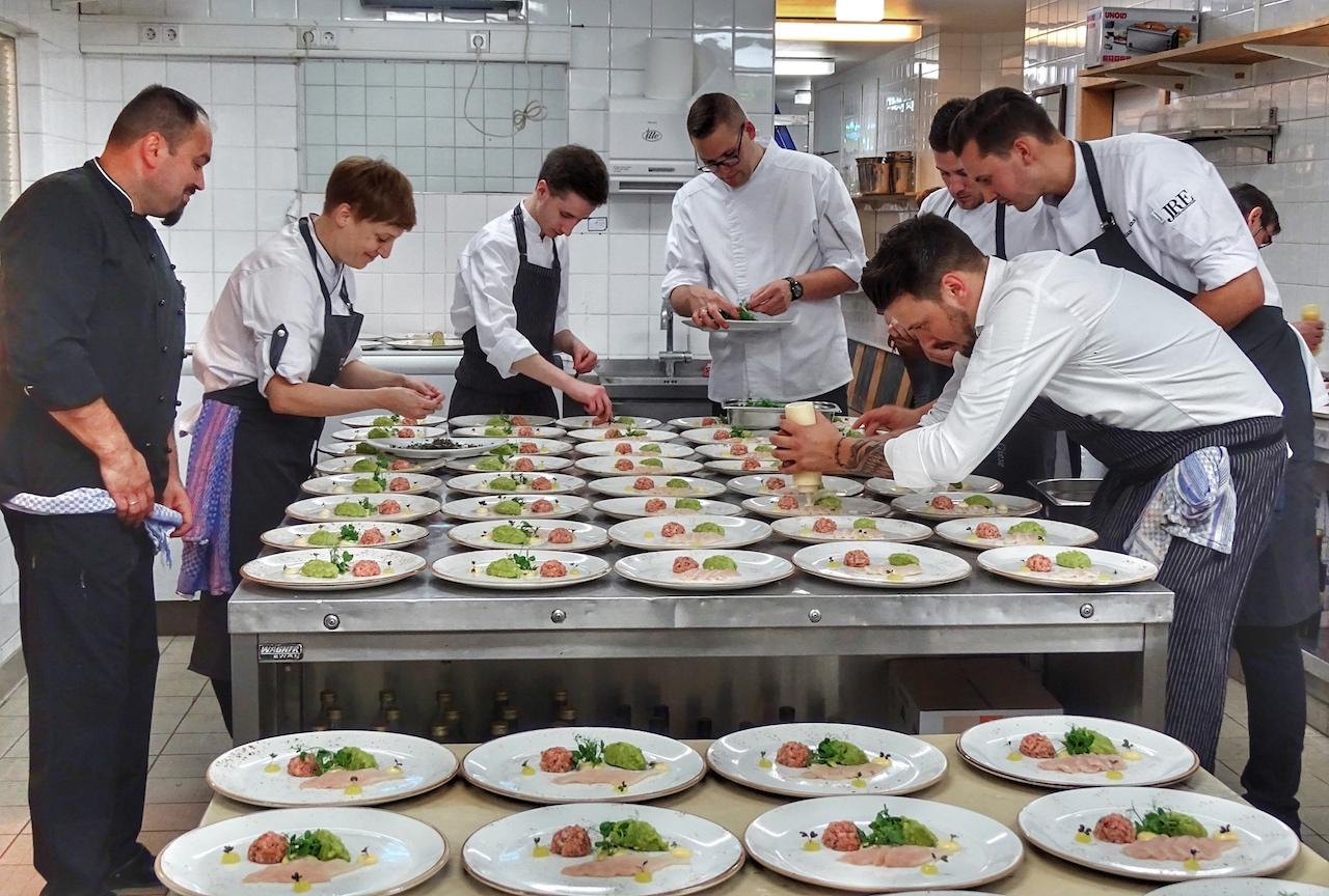 Schleswig-Holstein Gourmet Festival - der Auftakt 2018