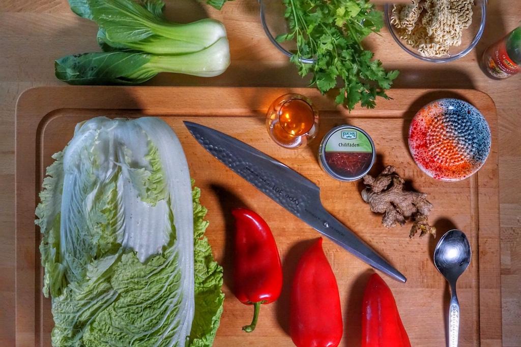 Für die delikaten Rezepte braucht man meist nur simple Zutaten / © Redaktion FrontRowSociety.net