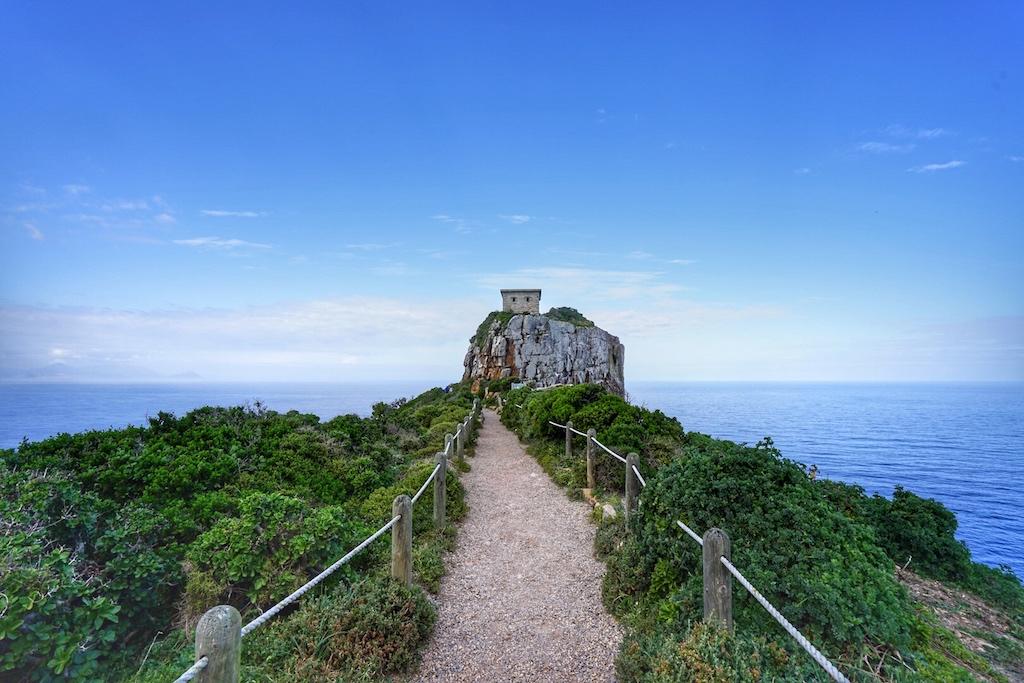 Den man über gut angelegte Wege erreicht. Für die Tour vom Old Lighthouse sollte man jedoch gut eine Stunde einplanen