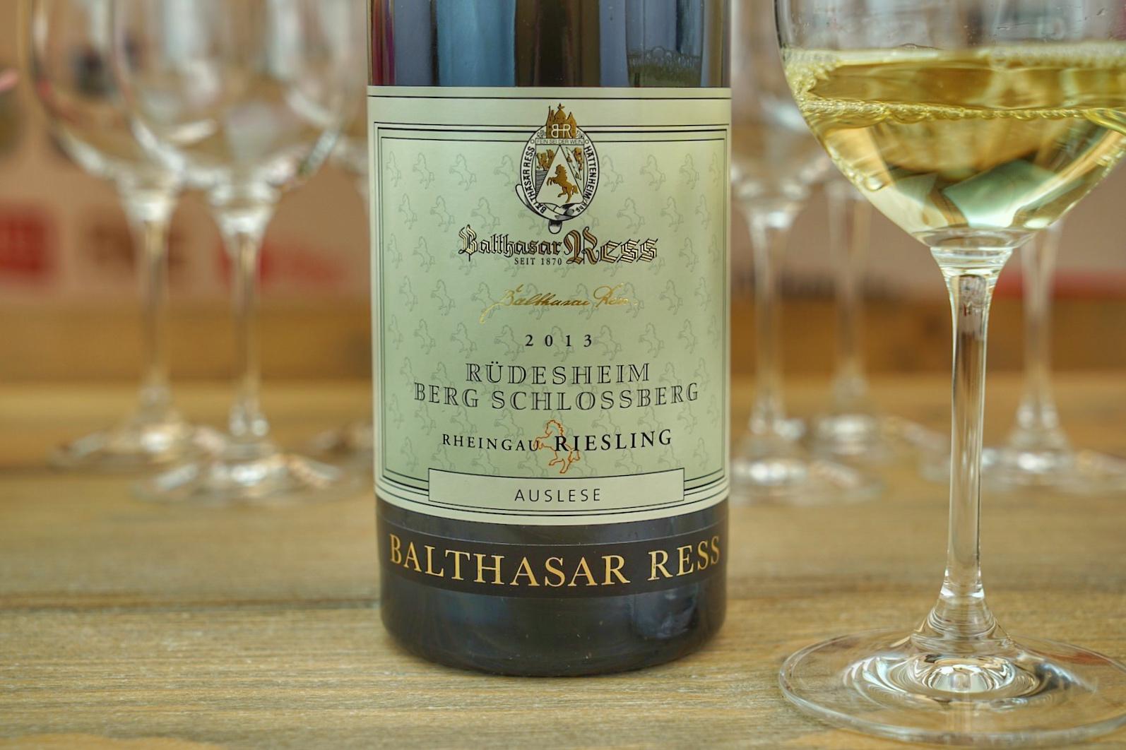 Nicht nur der 2011 Côtes du Jura vomChâteau d'Arlay harmonierte ausgezeichnet zum Brie Meaux, sondern auch die 2013 Rüdesheimer Berg Schlossberg Riesling Auslese