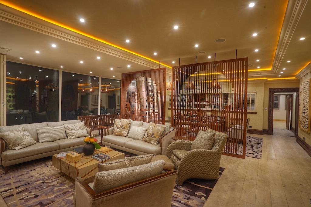 Großzügigkeit erhält im Saxon Hotel, Villas & Spa eine neue Dimensio