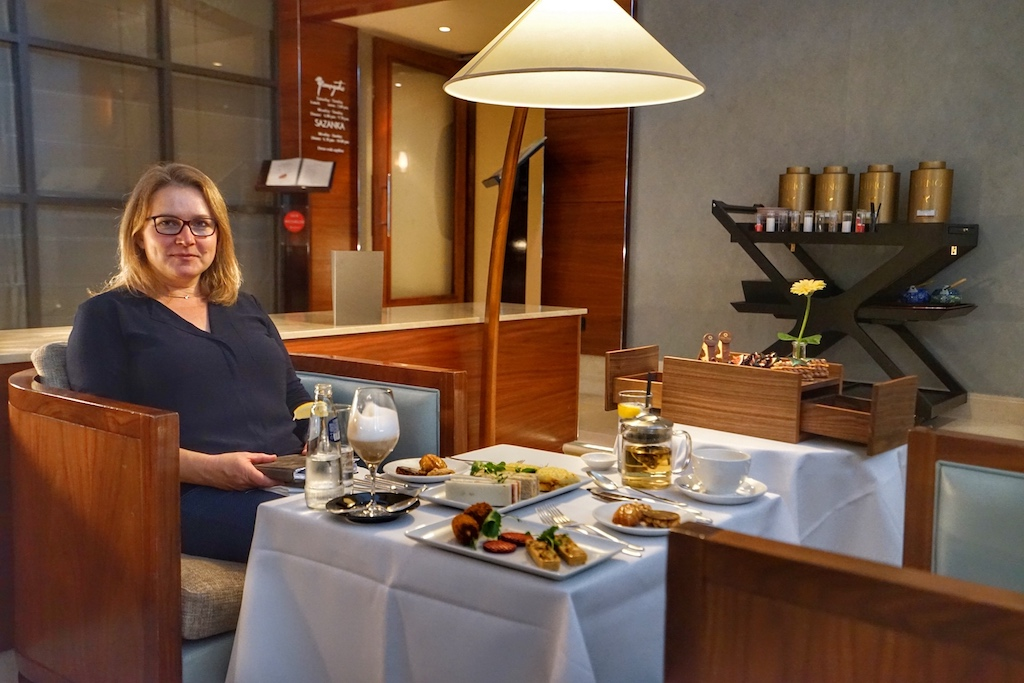 Eine feine Sache, der Afternoon-Tea im Hotel Okura