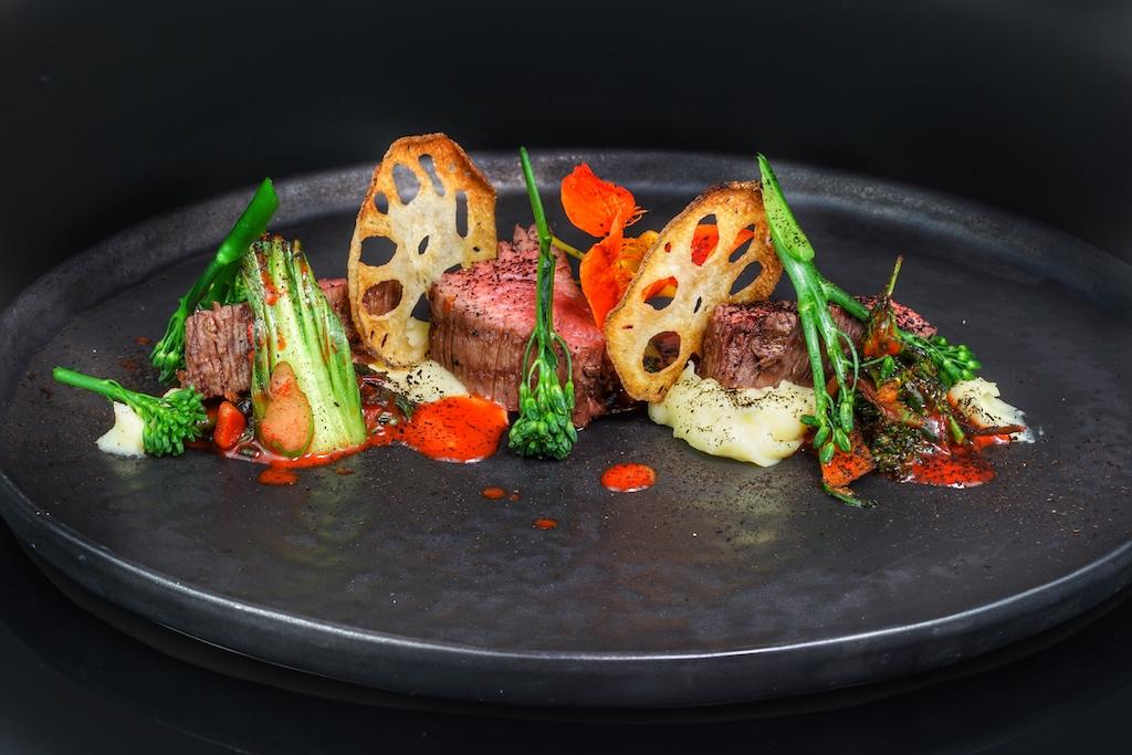 """Dry Aged Irish Flanksteak""""Korean BBQ"""" - ein ehrliches Hauptgericht"""