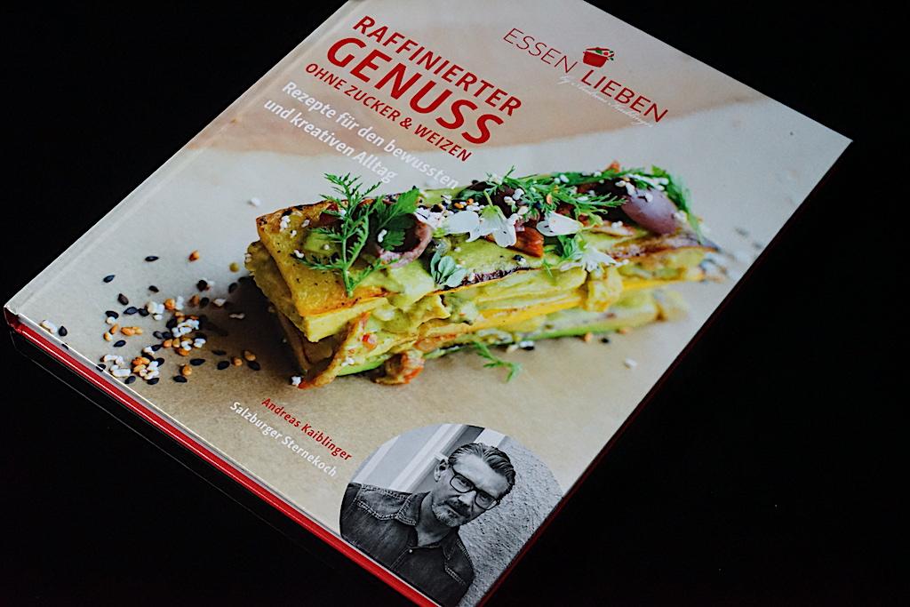 """In seinem Buch """"Raffinierter Genuss ohne Zucker und Weizen"""" beschreibt Andreas Kaiblinger eine bewusste Ernährung, die Spaß macht und nicht viel Zeit beansprucht"""
