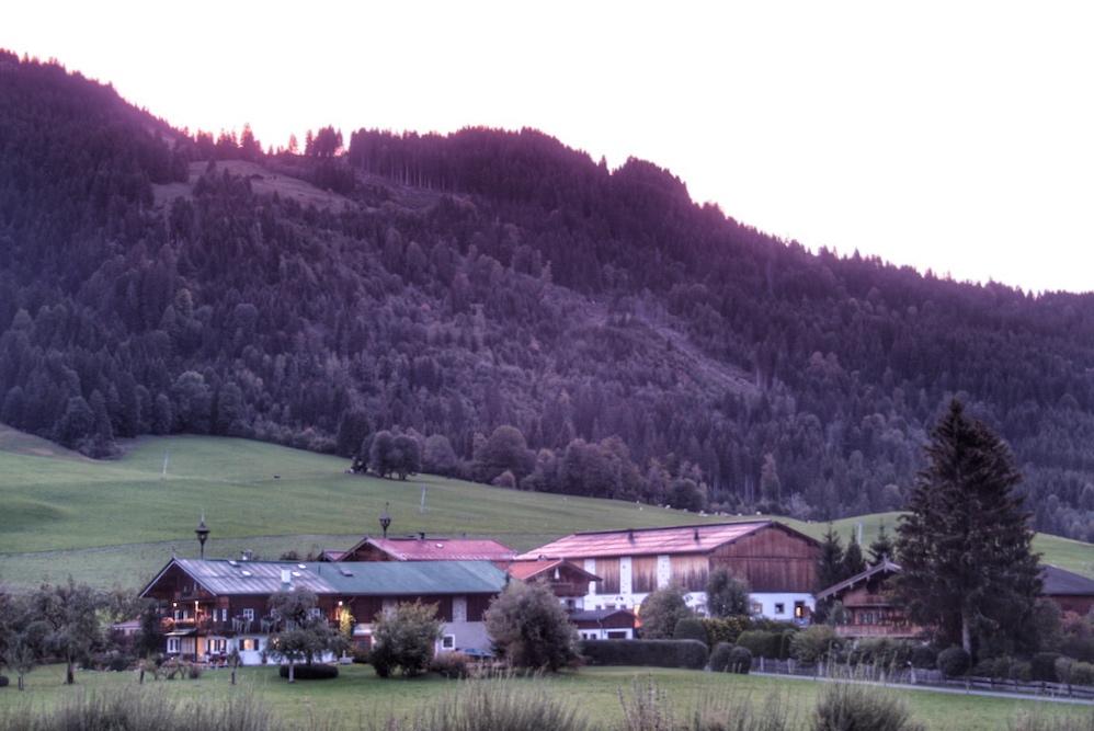 Umwerfend schön – Sonnenuntergangmit Abendstimmung