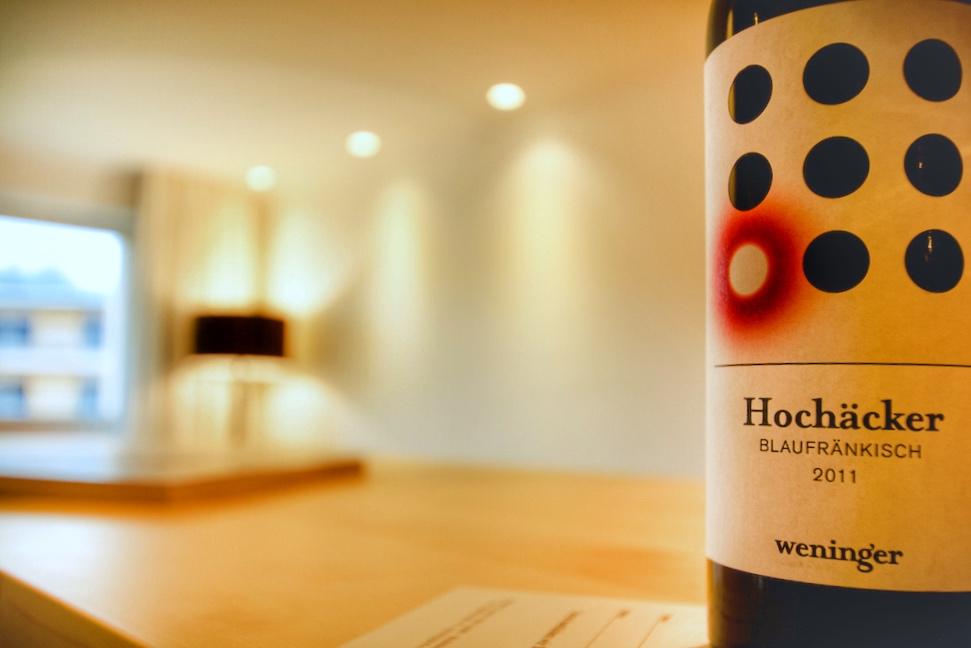 Das Clubrestaurant verwöhnt miteiner einmaligen Vinothek