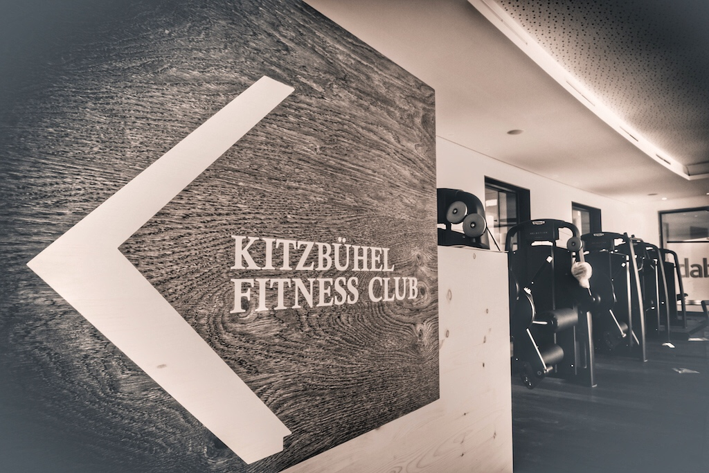 Für Gäste der Penthouse Lodgesteht auch der Fitnessbereich zur Verfügung