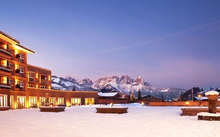 Der Clubchef hat mit demKitzbühel Country Club (KCC) eine alpine Lebensart – als Ort der Begegnunggeschaffen