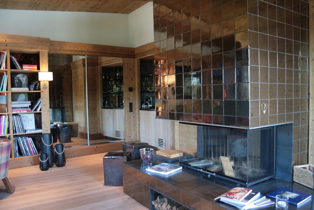 Hier erlebt man in den exklusiven Penthouse Chalets derKitzbühel Lodgeden individuellstenService in Kitzbühel