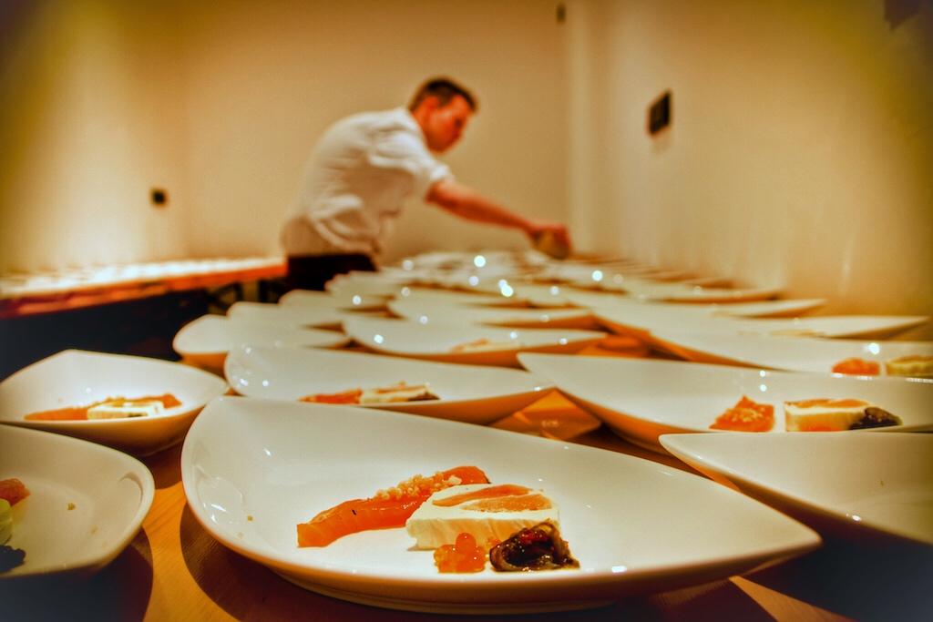 Ausgezeichnete, regionale Küchemit köstlichen Spezialitäten