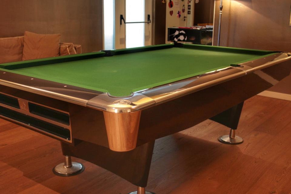 Das Angebot im Club für Members& Temporary Members (=Penthouse Chalet Bewohner der Kitzbühel Lodge)begeistert