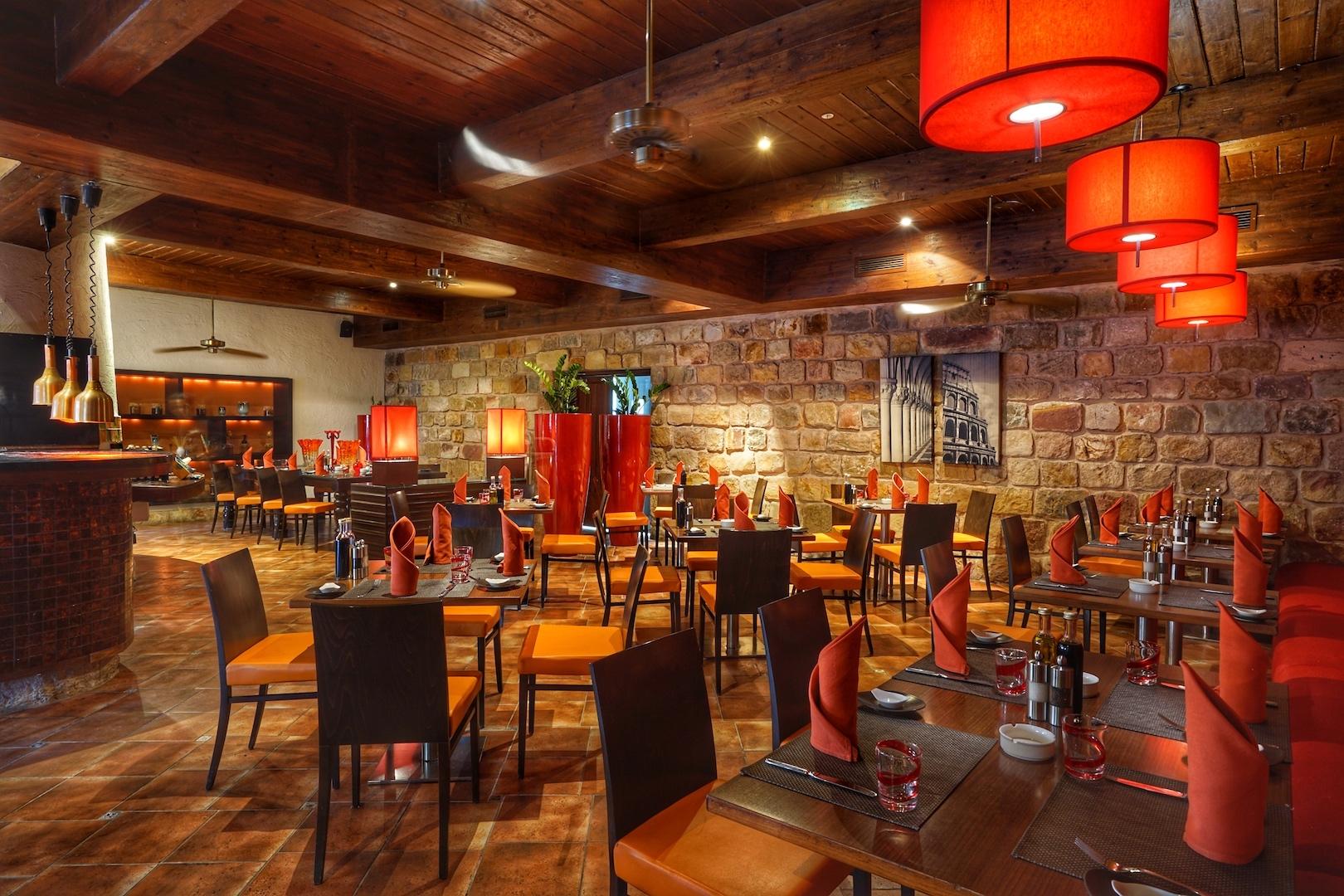 Luigi's Restaurant: Italienisches Flair am Toten Meer