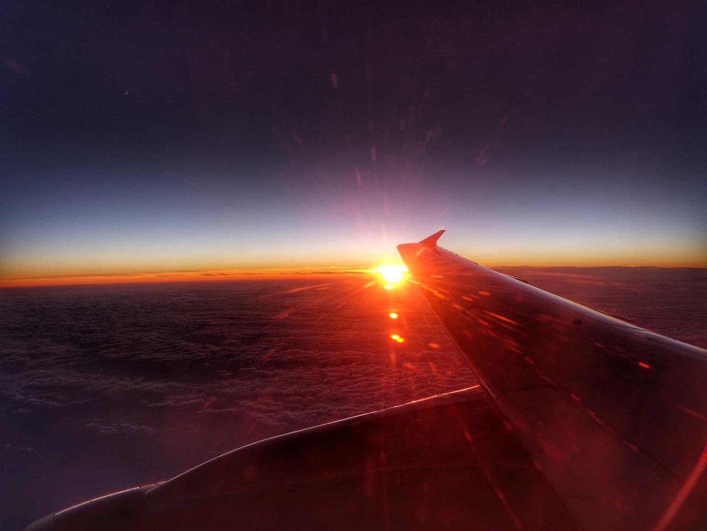 Die Zeit verging wie im Flug, bald erreichen wir die jordanische Hauptstadt Amman